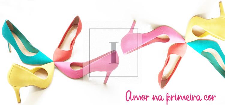 Apaixonadas pelos sapatos da Isorella