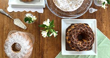 Santo Bolo Bundt Cake