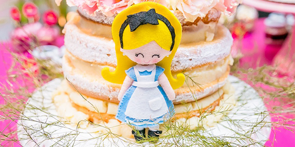 Doce de Alice no Espaço Bom Gourmet