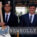 NewHolly – presença confirmada na Festa do Clube da Alice