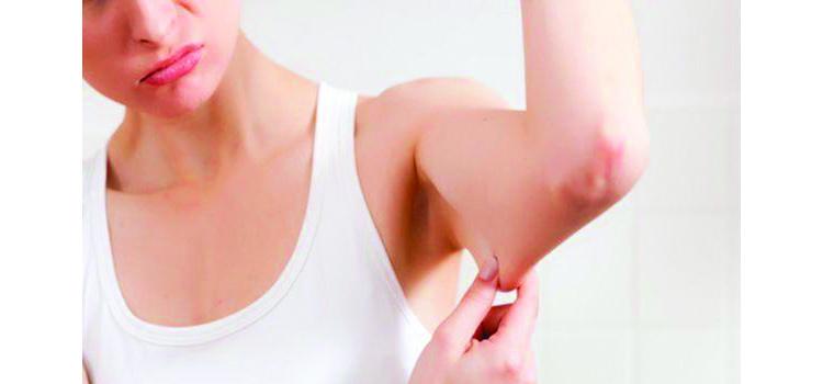 O temido músculo do tchauzinho