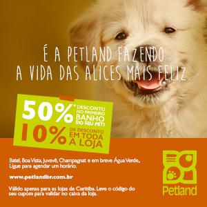 Petland promoção